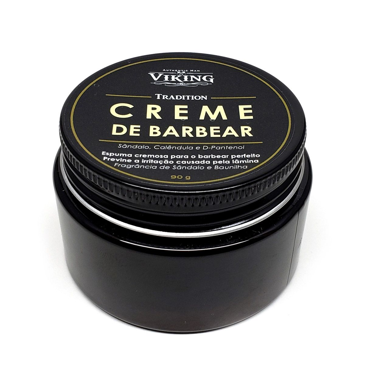 Creme de Barbear - Tradition - Viking  - Viking