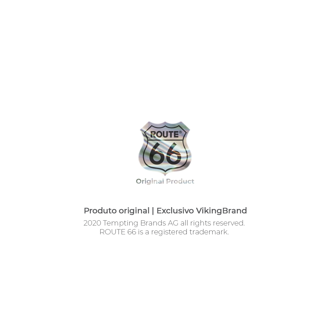 Illinois Pomade - Pomada Modeladora ef seco - Route 66  - Viking