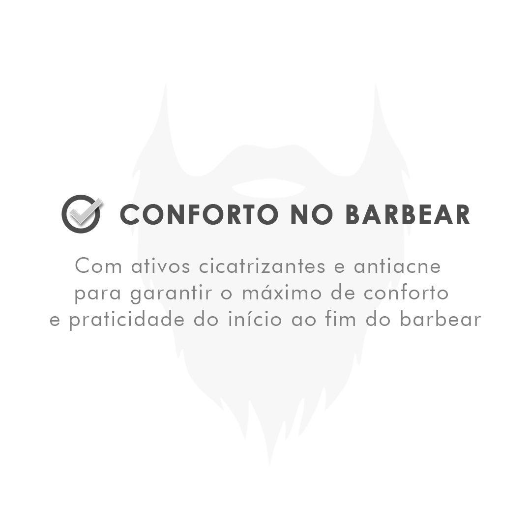 Kit de Barbear - Sensitive - Viking  - Viking
