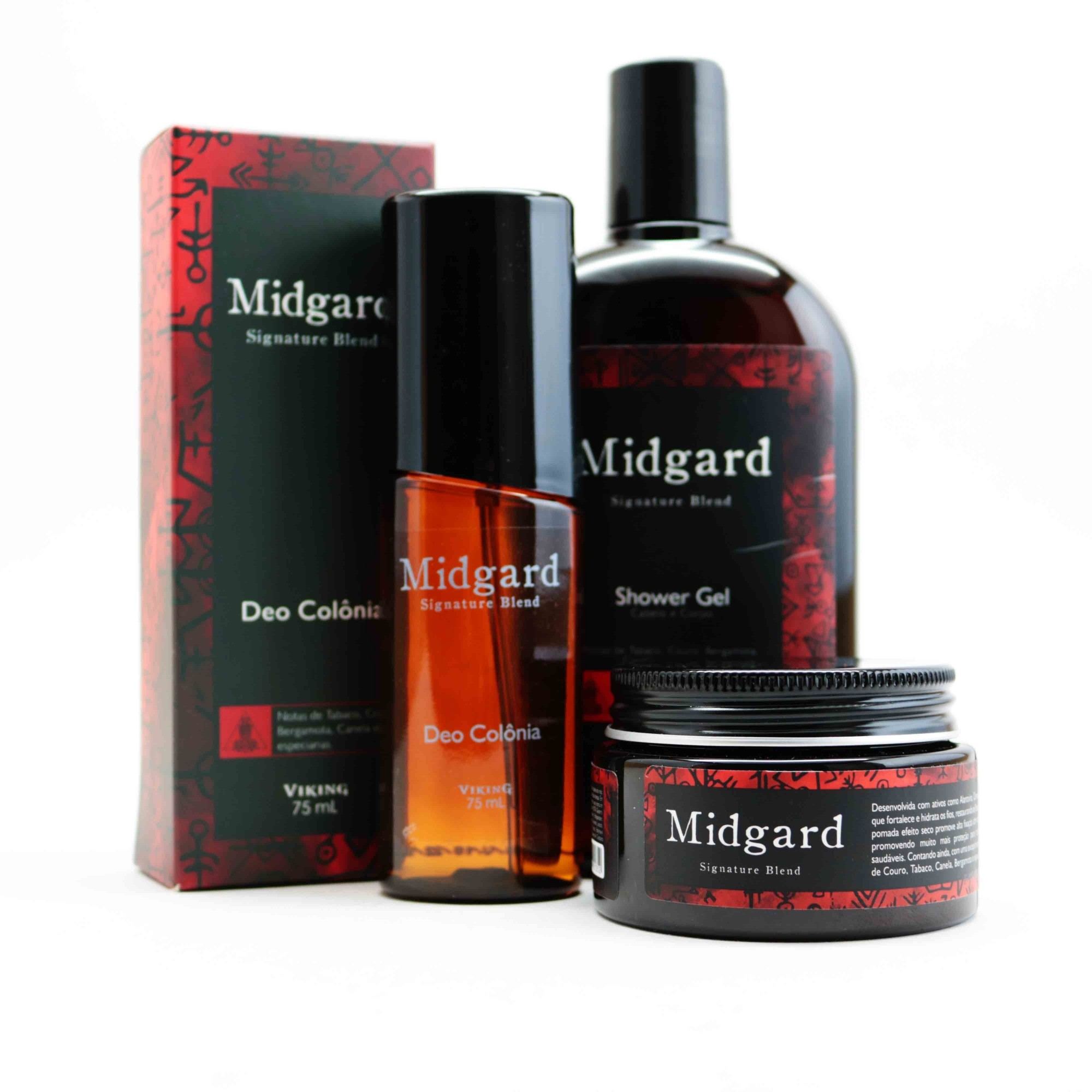 Kit Diário Midgard - Viking (NOVO)  - Viking