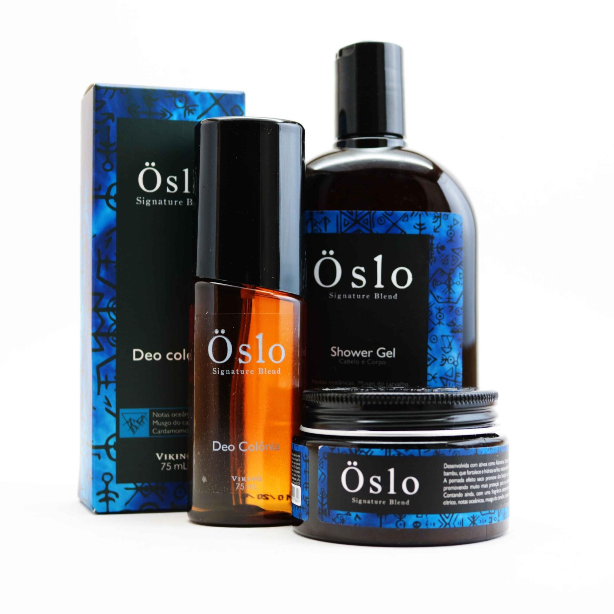 Kit Diário Öslo - Viking (NOVO)  - Viking