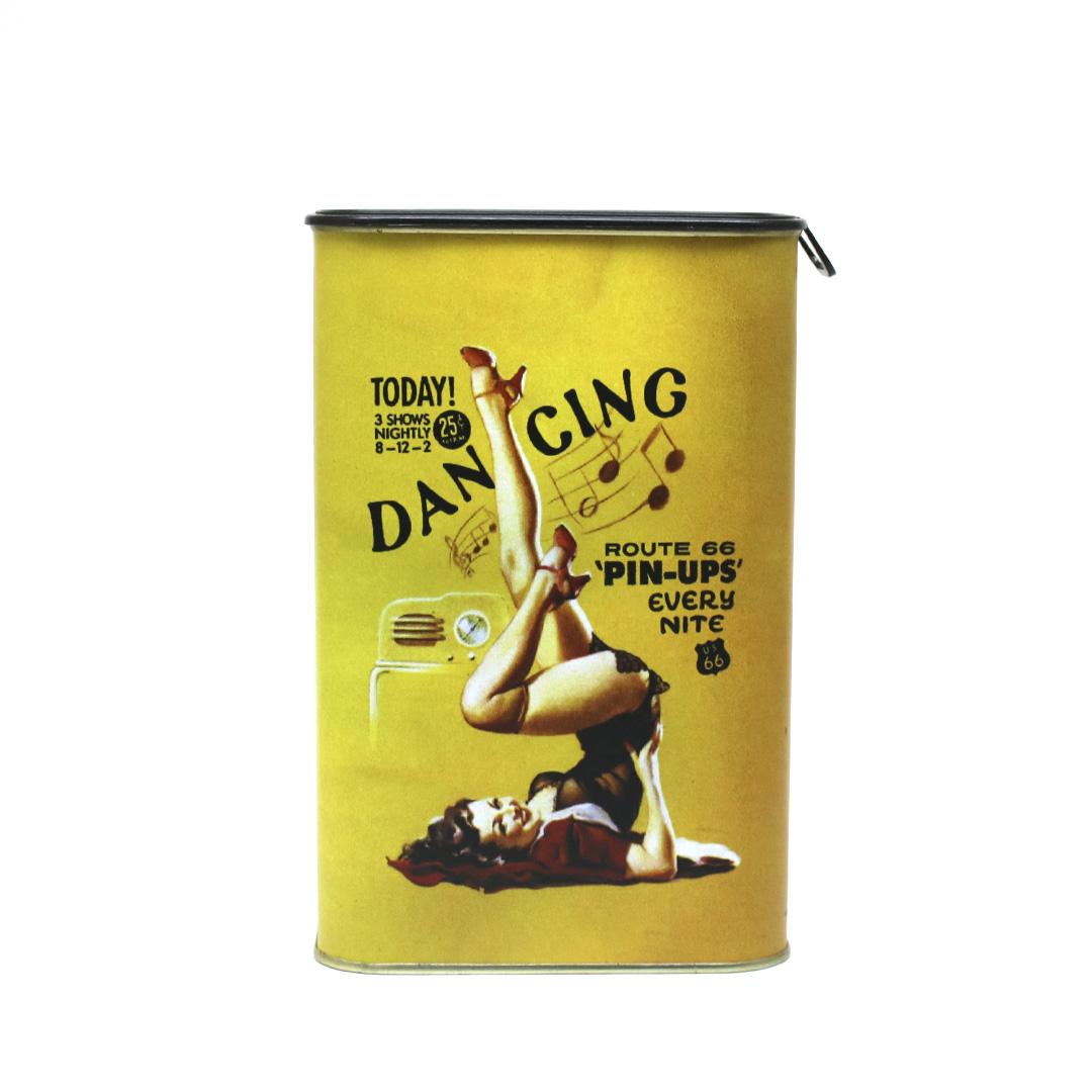 Kit Lata -  Dancing - Route 66   - Viking