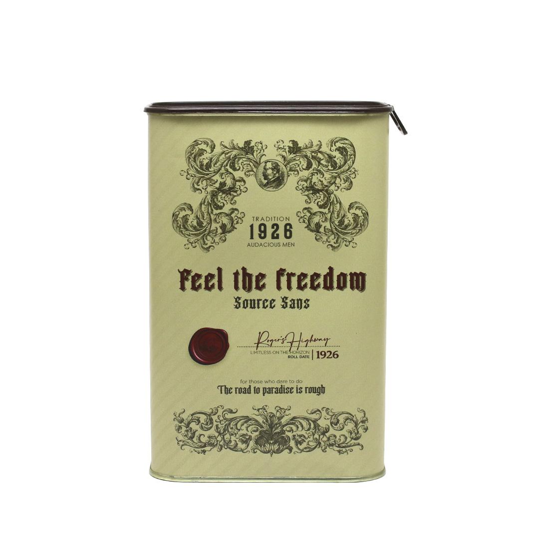Kit de Barba na Lata - Feel The Freedom - Route 66 | Viking Brand  - Viking