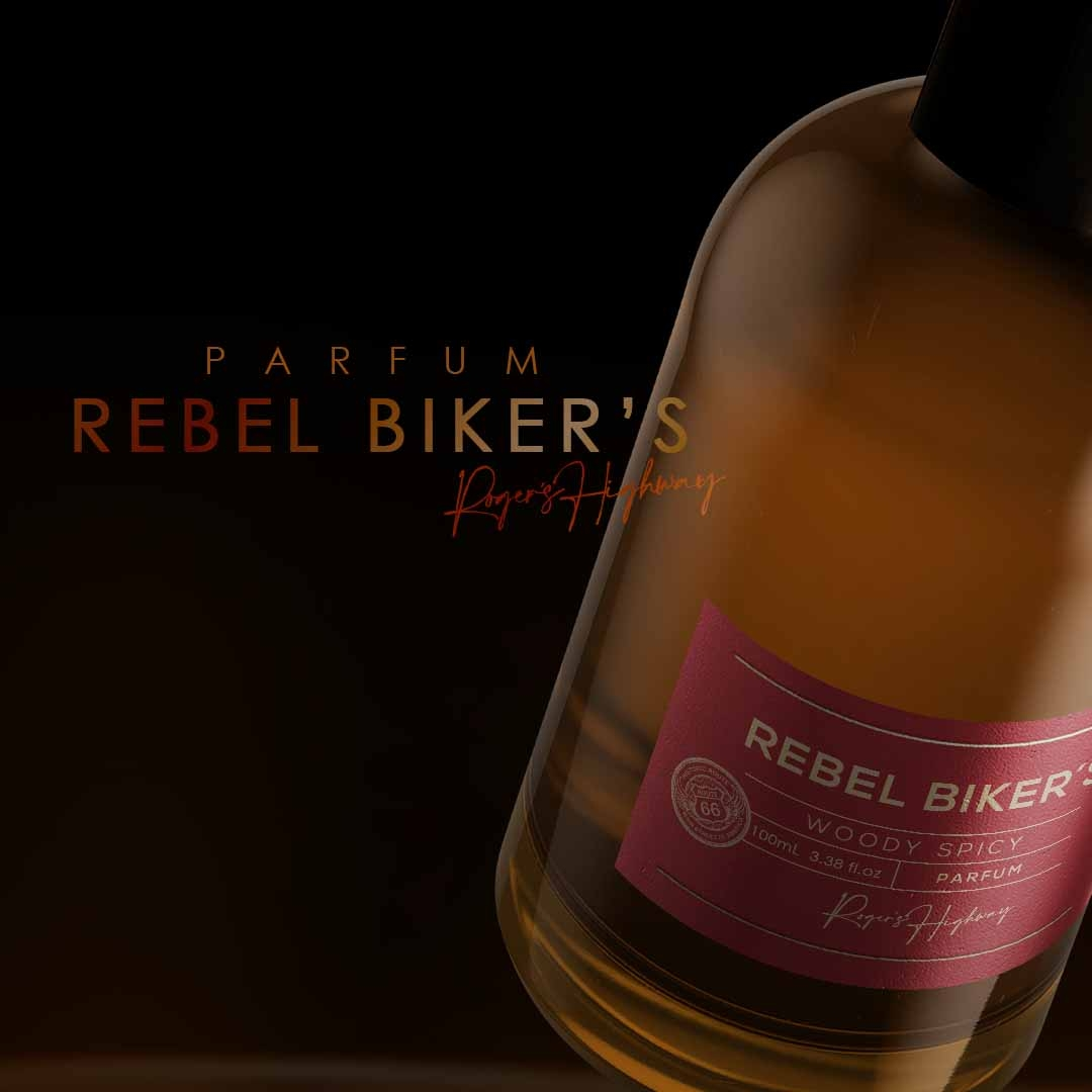 Parfum - Rebel Biker