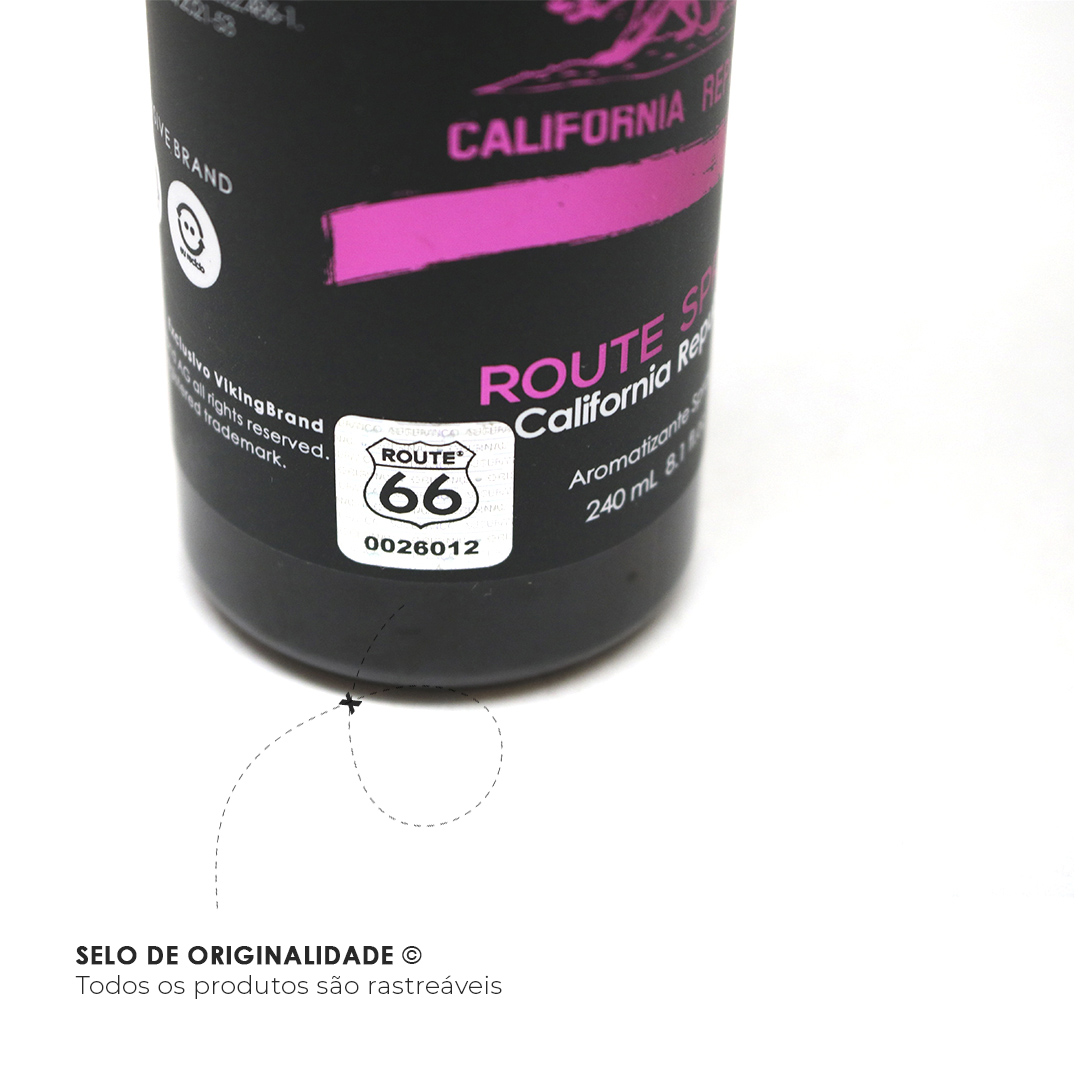 Route Spray California Republic - Spray Aromatizador de Ambiente - Route 66 | 240mL  - Viking