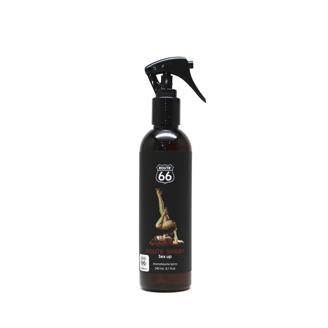 Route Spray Sex Up - Spray Aromatizador de Ambiente - Route 66 | 240mL  - Viking