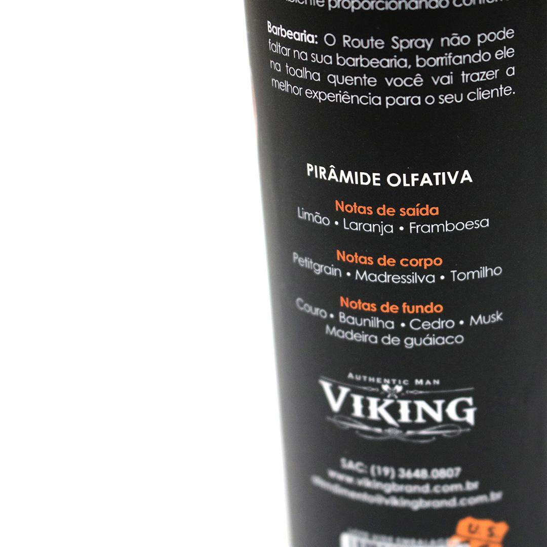 Route Spray Skull - Spray Aromatizador de Ambiente - Route 66 | 240mL  - Viking
