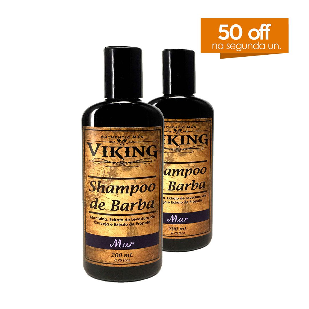 S.O.S VIKING - Shampoo Mar   - Viking