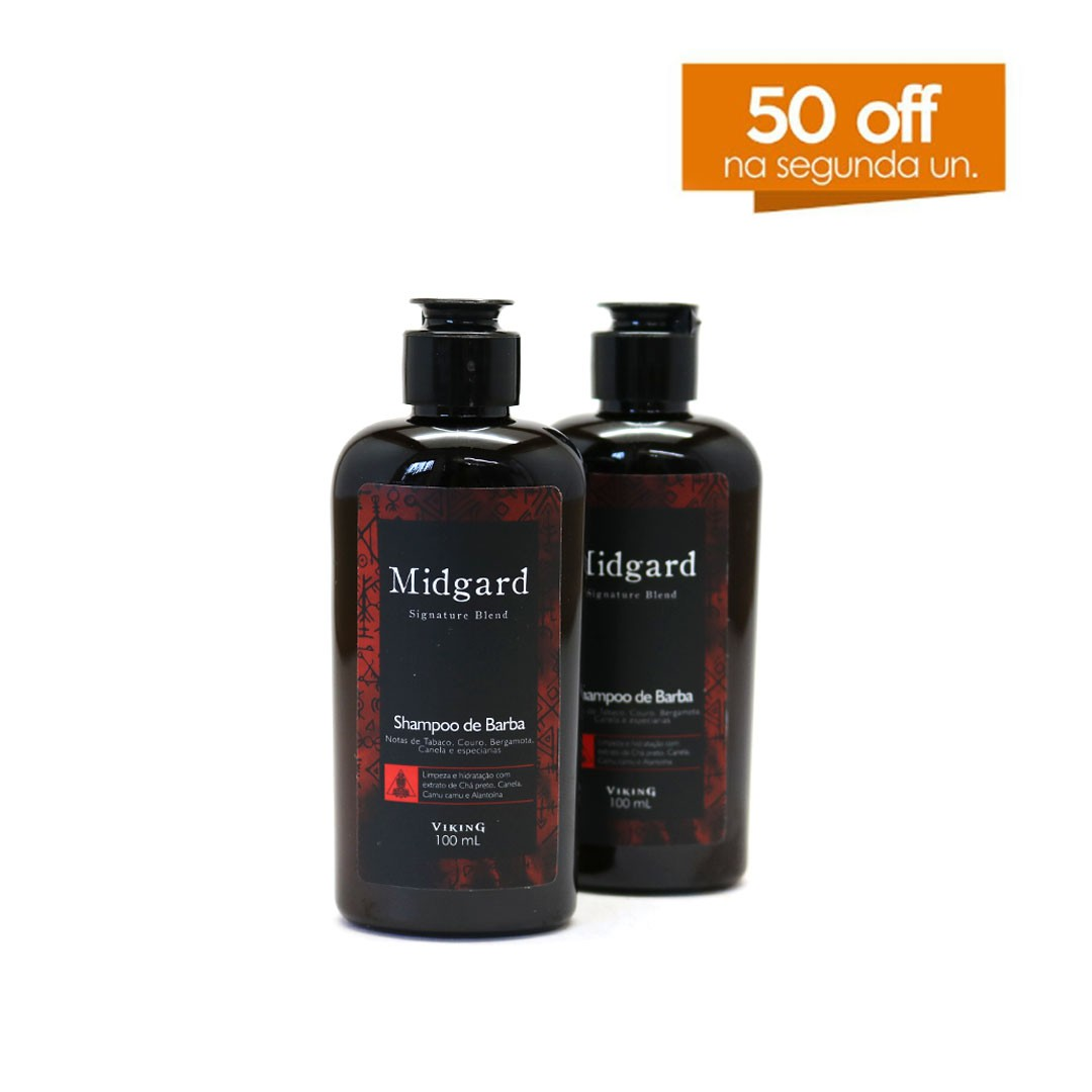 S.O.S VIKING - Shampoo Midgard  - Viking