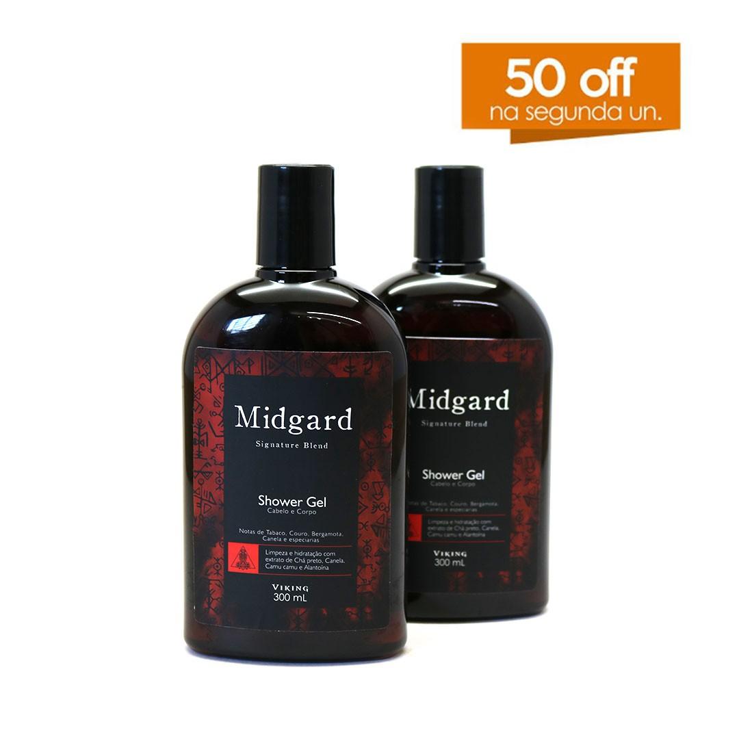 S.O.S VIKING - Shower gel Midgard  - Viking