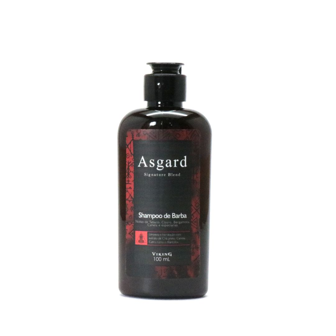 Shampoo de Barba - Asgard - Viking 100mL  - Viking