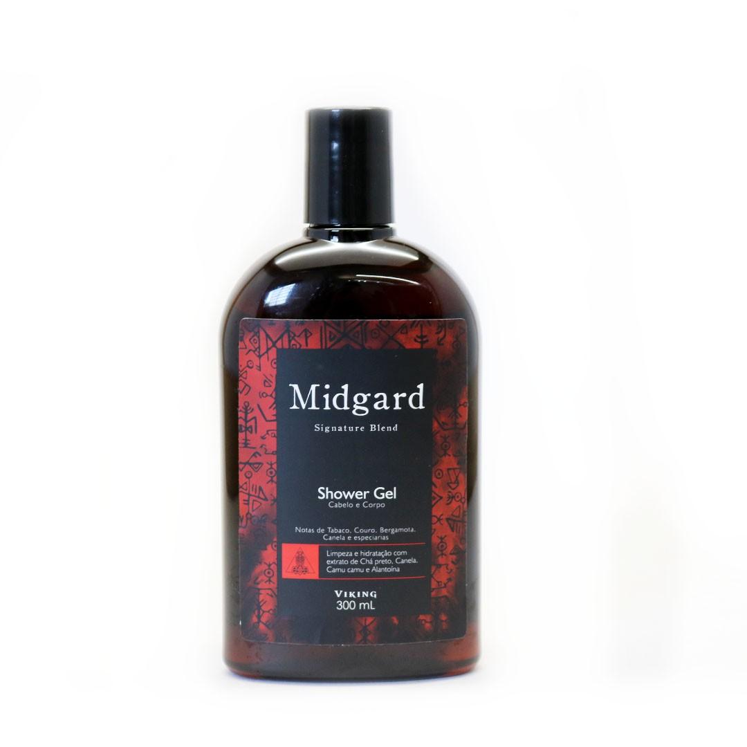 Shower Gel - Midgard - Viking 300mL  - Viking