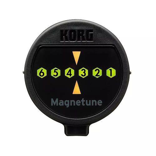 Korg Magnetune Mg 1 Afinador Magnético para Guitarra E Violão