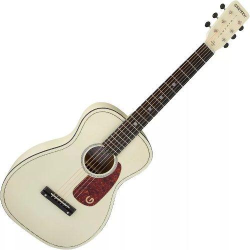 Violão Gretsch Jim Dandy G9500 Parlor Acústic Vintage White