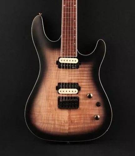Guitarra Cort Kx 300 Oprb Solida Captadores Emg