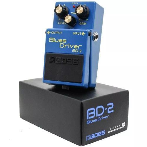 Pedal Boss Bd-2 Blues Driver Bd2
