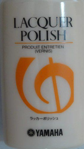 Polidor Para Laqueados Yamaha Lacquer Polish Original + Nfe