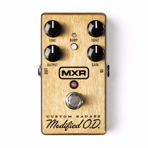 Pedal Dunlop Mxr M77 - Custom Badass Modified Od Original