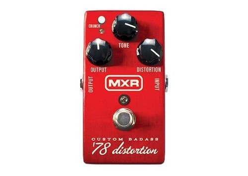 Pedal Mxr Custon Badass 78 Distortion Dunlop M78