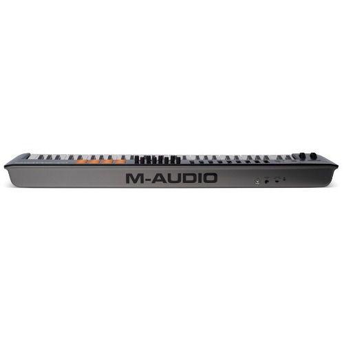 M-audio Oxygen 61 V4. Teclado Controlador Midi Usb Loja Nfe
