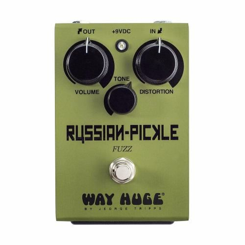 Pedal Way Huge Russian Pickle Fuzz Dunlop
