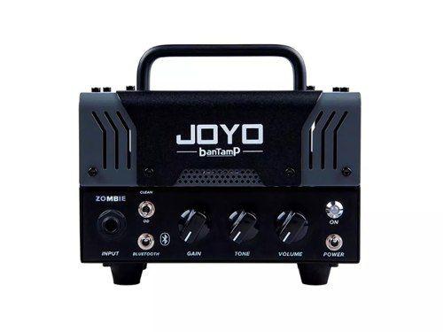 Cabeçote Joyo Zombie Bantamp 20w Valvulado Amplificador