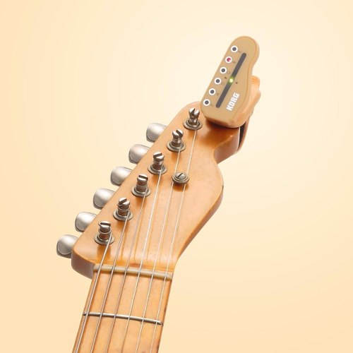 Afinador Guitarra Korg Headtune Ht-g1 Clipe Htg1