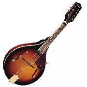 Bandolim Fender 095 5300 - Fm-53s - 032 - Brown Sunburst