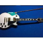 Guitarra EpiPhone Custom Pro Alpine White Promoção Seymour