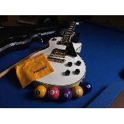 Guitarra EpiPhone Custom Pro Alpine White Seymour