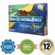 Banco Imobiliário Brasil - Estrela - Original