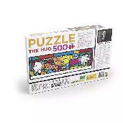 Puzzle 500 Peças Panorama Romero Britto - Grow