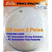 Kit Pele Caixa 14 Porosa + 14 Resposta Encore By Remo + Nfe