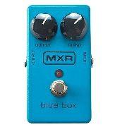 Pedal Blue Box Octave Fuzz M103 Dunlop Mxr