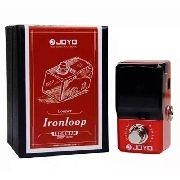 Pedal De Efeito Joyo Jf329 Ironloop Para Guitarra Original