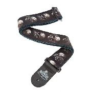 Correia Planet Waves 50mm Strap-muted Skull 50al01