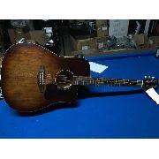 Violão Folk Godin Art Lutherie Cw Americana Dn El-ac Cw Qit