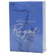 Palheta Saxofone Tenor 1.5 Rico Royal Caixa Com 10