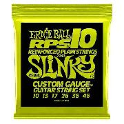 Encordoamento Ernie Ball 2240 10-46 Regular Slinky - Rps 10
