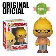 Boneco The Simpsons Grampa Simpson Pop Funko 499 Original