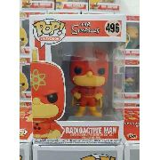 Funko Pop Television The Simpsons Radioactive Man 496