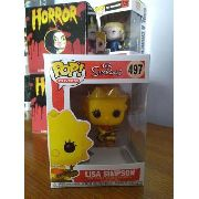 Funko Pop Lisa Simpson #497 - The Simpsons