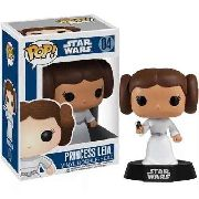 Funko Pop! Princess Leia - Star Wars #04