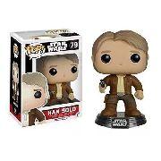 Funko Pop Star Wars Ep. Vii - Han Solo 79 - Pop