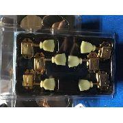 Tarraxa Guitarra Sd90-sl 3+3 Dourada Gotoh Original + Frete