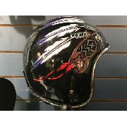 Capacete Custom Harley Davidson Personalizado Masculino M26