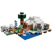 Lego 21142 - Lego Minecraft - O Iglu Polar