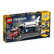 Lego Creator 31091 3 Em 1 Transportador De Onibus Espacial