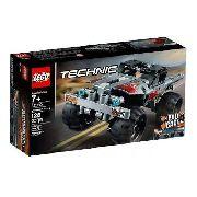 Brinquedo Lego Techinic Caminhão De Fuga 128 Peças 42090