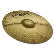 Prato Para Bateria Paiste 101 Brass Crash 16 - Original